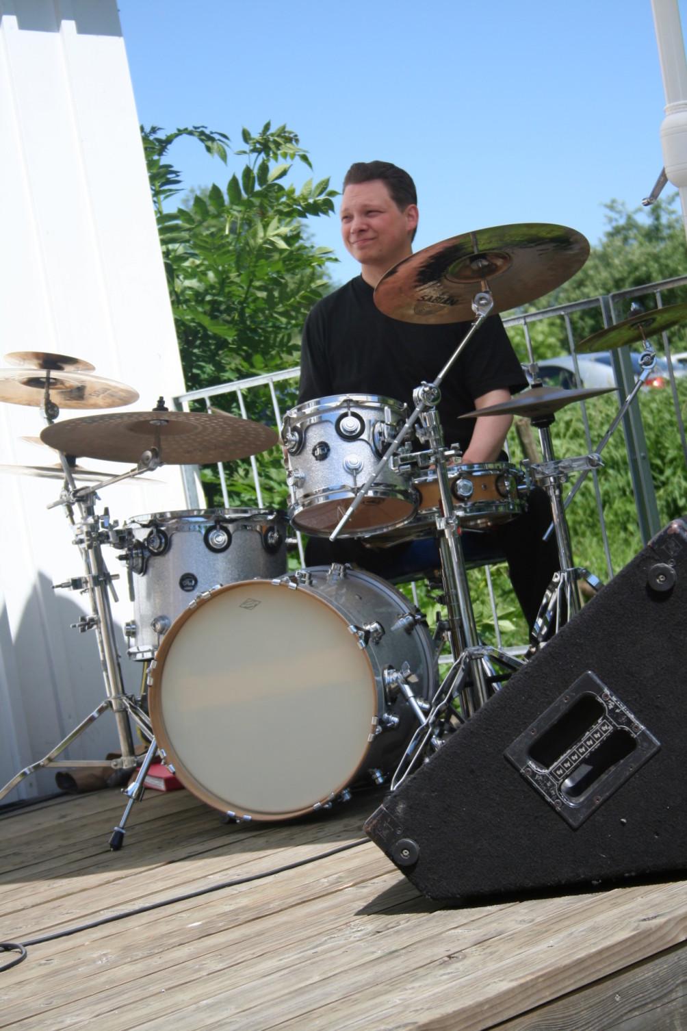 Jürgen am Drum