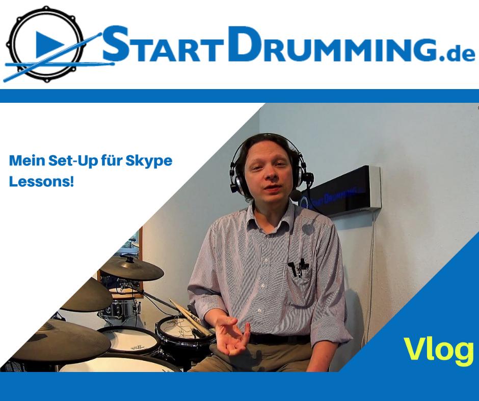 Mein Set-Up Für Skype Lessons Und Video Produktion